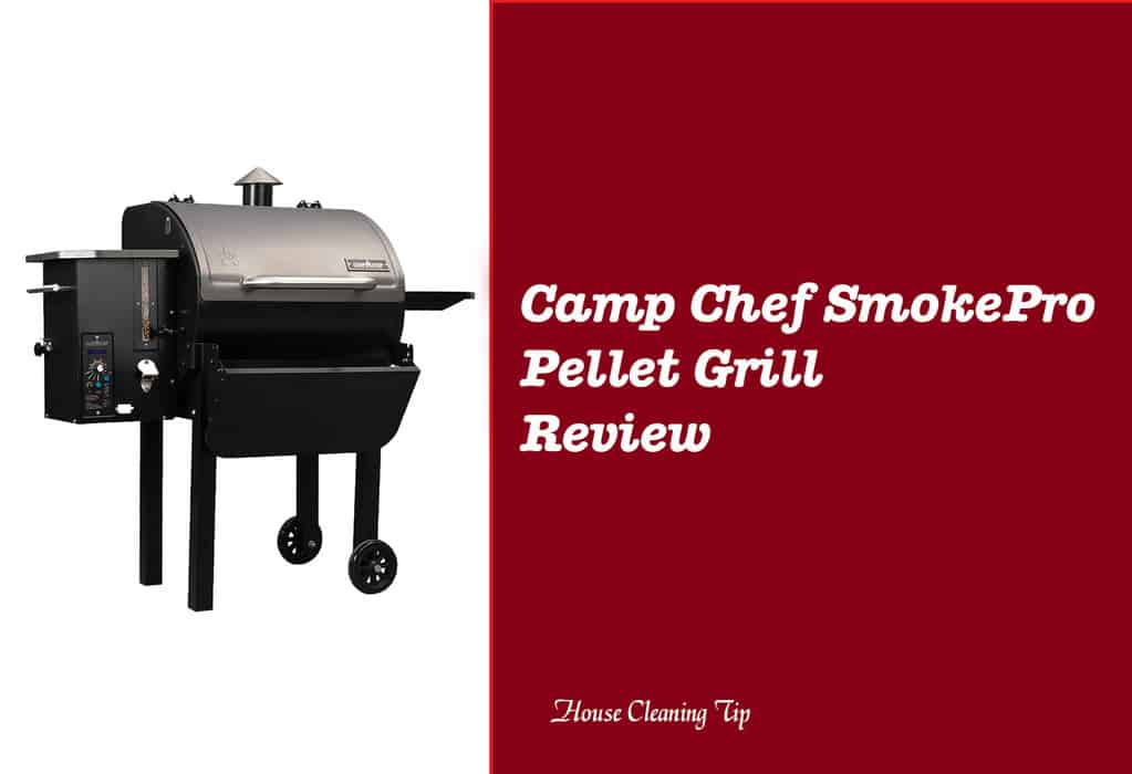 Camp Chef SmokePro Pellet Grill Review