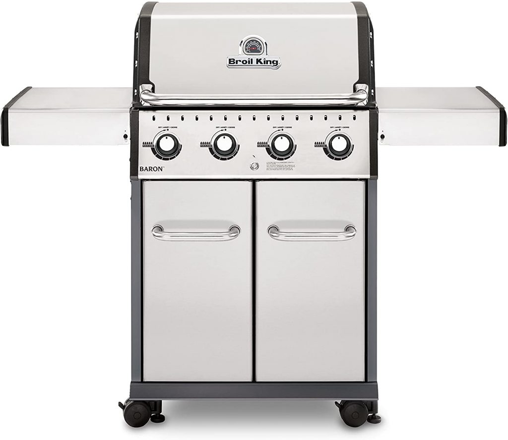 Broil King Baron S420 Grill Review