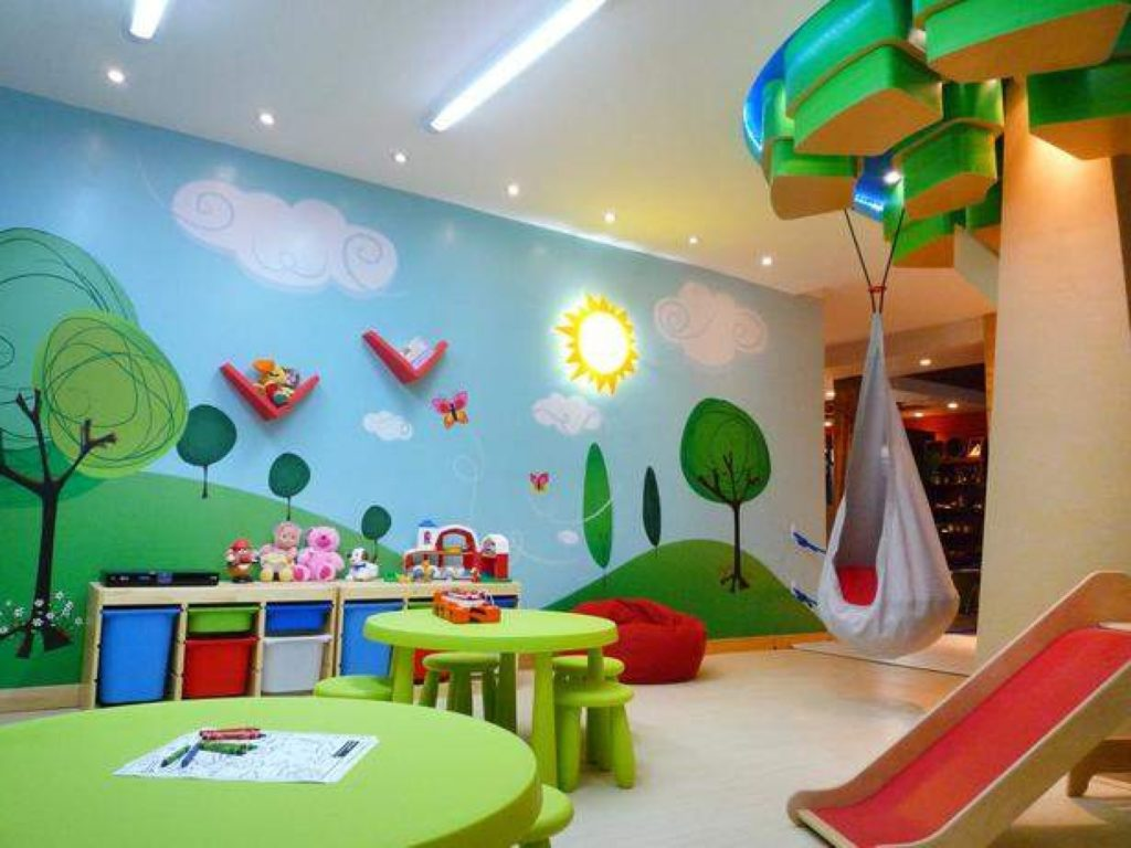 House Cleaning Tip & How To Decorate Your Kids Rooms With Colors - House Cleaning Tip