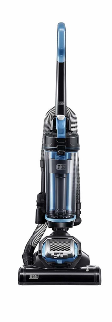 AIRSWIVEL Lightweight, Powerful Upright Vacuum Cleaner