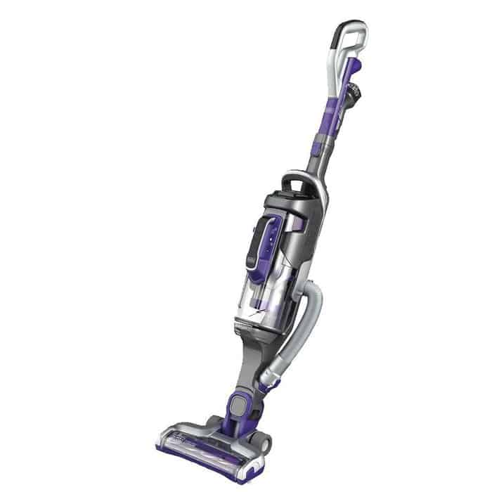 BLACK+DECKER HCUA525JP Cordless 2-in-1 Stick Vacuum,