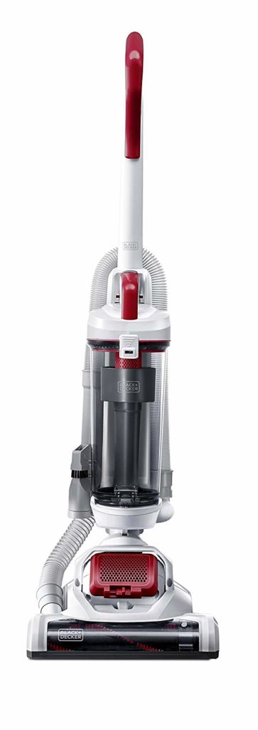 Black & Decker Ultra Light Weight BDASP103 AIRSWIVEL Lightweight Upright Cleaner