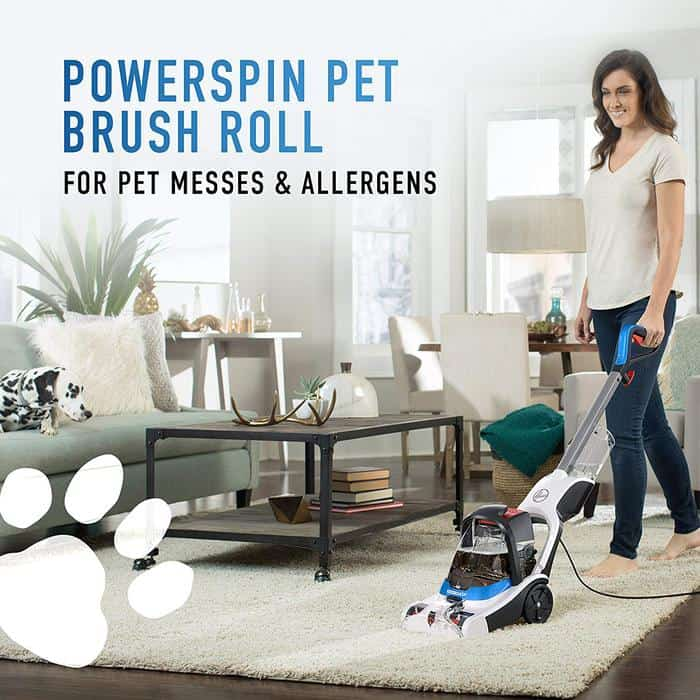 Hoover PowerDash Pet Carpet Cleaner, FH50700-