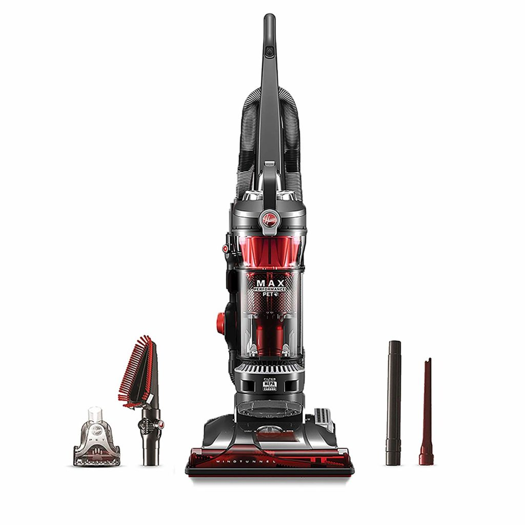 Hoover WindTunnel 3 Max Performance Upright Vacuum Cleaner