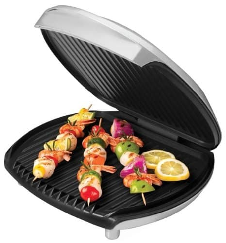 George Foreman GR36P Grand Champ 133 Square Inch Extra Value Grill george foreman grill review