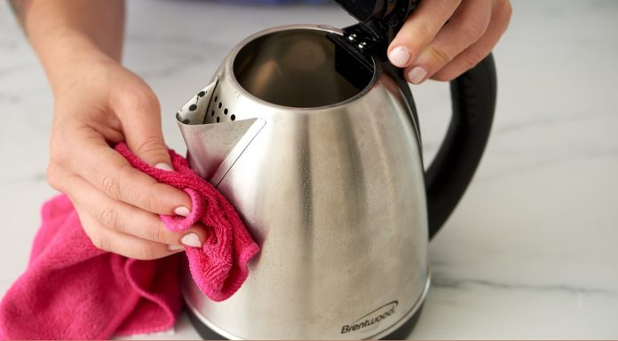 How To Clean Stainless Steel Tea Kettle Inside And Outside?