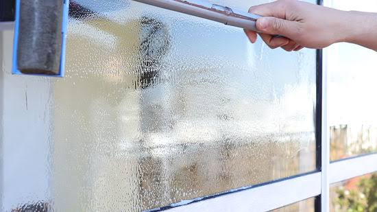 how to clean the inside of a double pane window-
