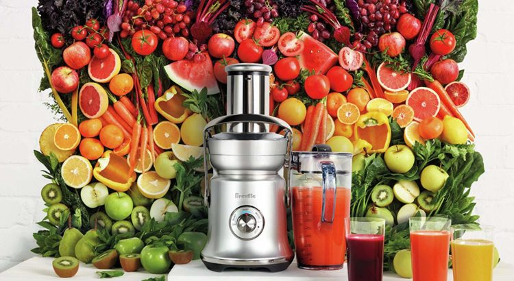 Top 5 Breville Juicers Reviews & Buying Guide
