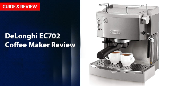 DeLonghi EC702 Coffee Maker Review