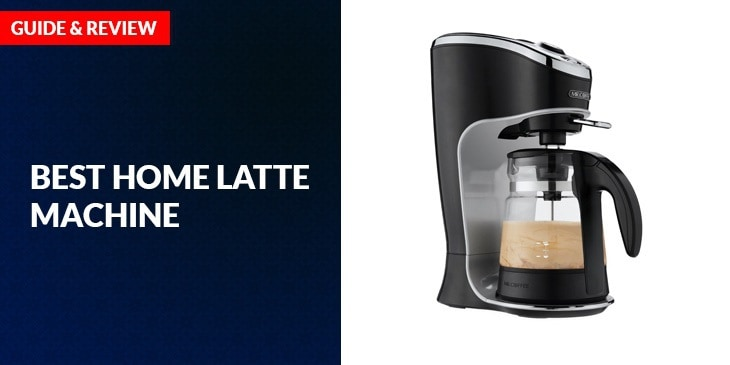 Mr Coffee Latte Maker Review