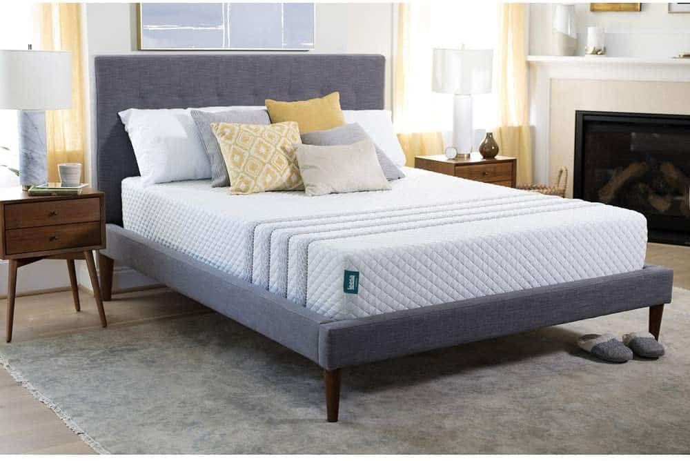 Leesa Luxury Hybrid 11 Mattress 3 Layer Spring Memory Foam-