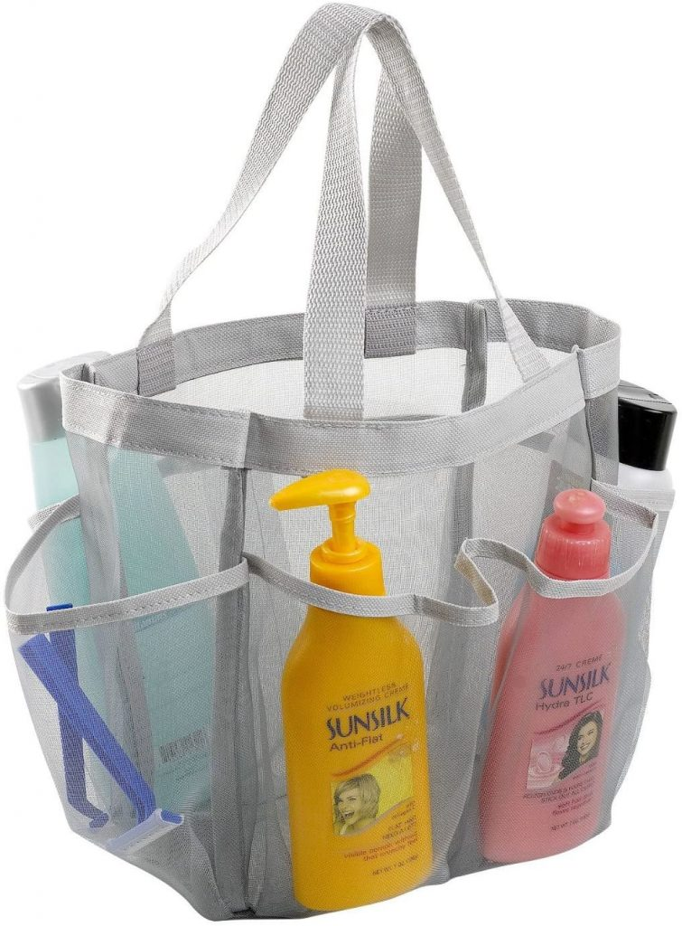 Tote 7 Pocket Shower Caddy