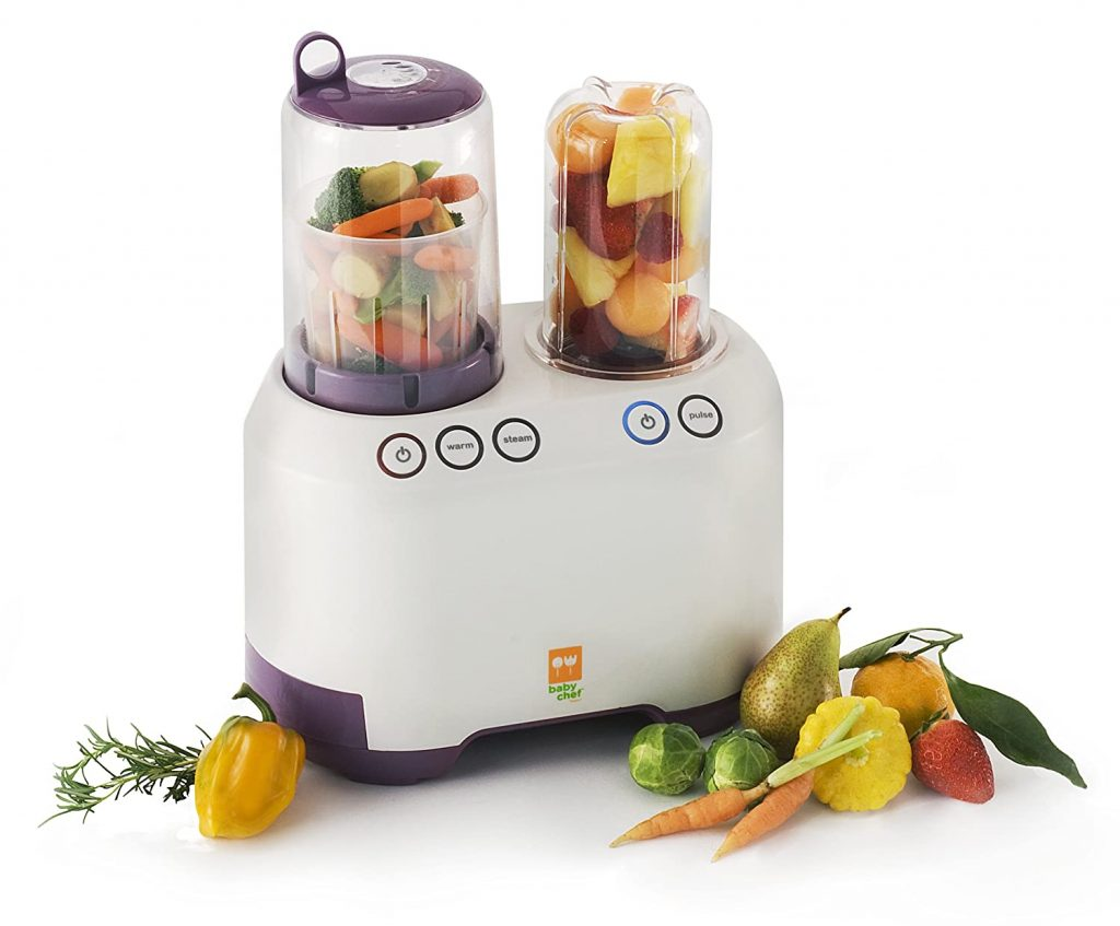 Baby Chef Ultimate Baby Food Maker