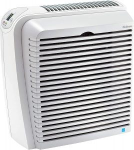 Holmes True HEPA Allergen Remover Air Purifier with Digital Display for Medium Spaces