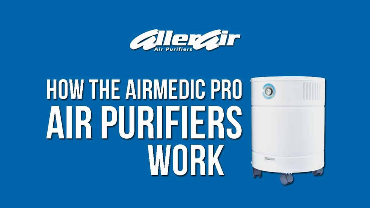 Allerair Airmedic Pro 5 Air Purifier Review House Cleaning Tip