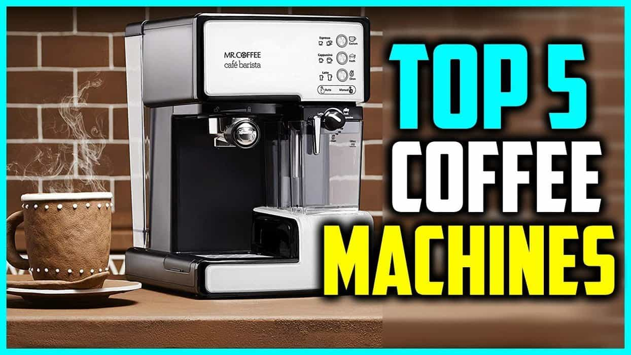5 Best Coffee Maker