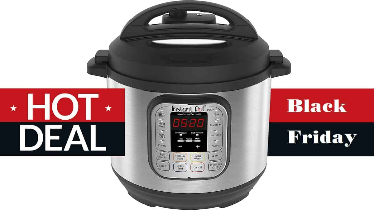 Best Deal On Instant Pots