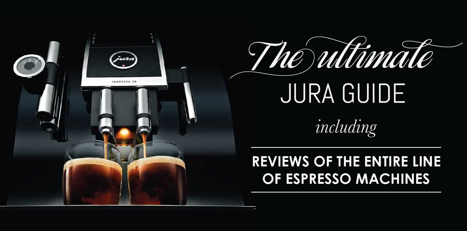 17 Jura Coffee Makers