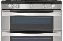 Kenmore Self Clean Double Oven in Stainless Steel