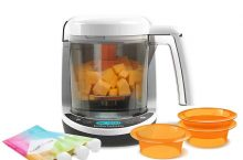 Baby Brezza One Step Baby Food Maker Review