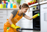 How to Clean an Oven Without Chemicals